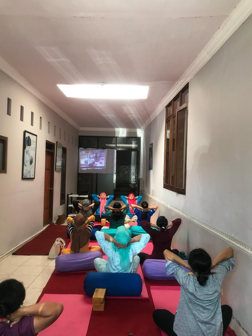 Penelitian Yoga Ibu Hamil