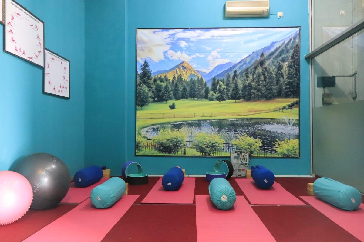 Laboratorium Yoga