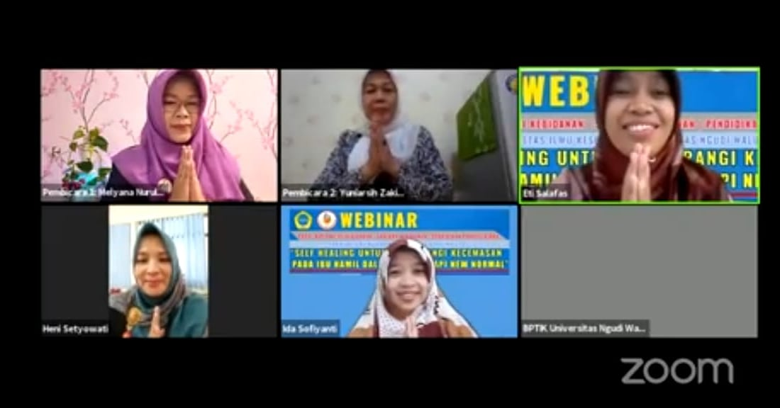 Seminar online Self Healing